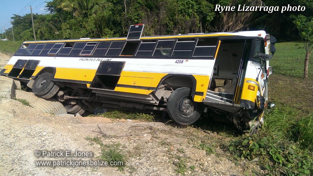 Valencia's bus