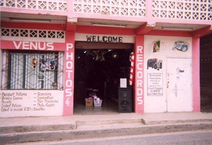 Venus Photos & Records (San Ignacio town)