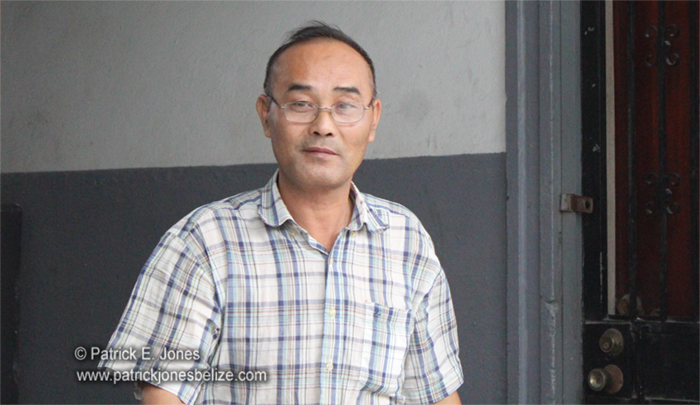 Zhaohang Huang (Facing immigration charges)