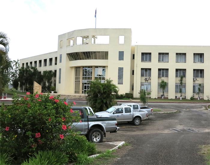 Administration Building, Belmopan