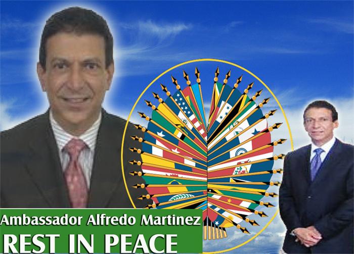 Ambassador Alfredo Martinez