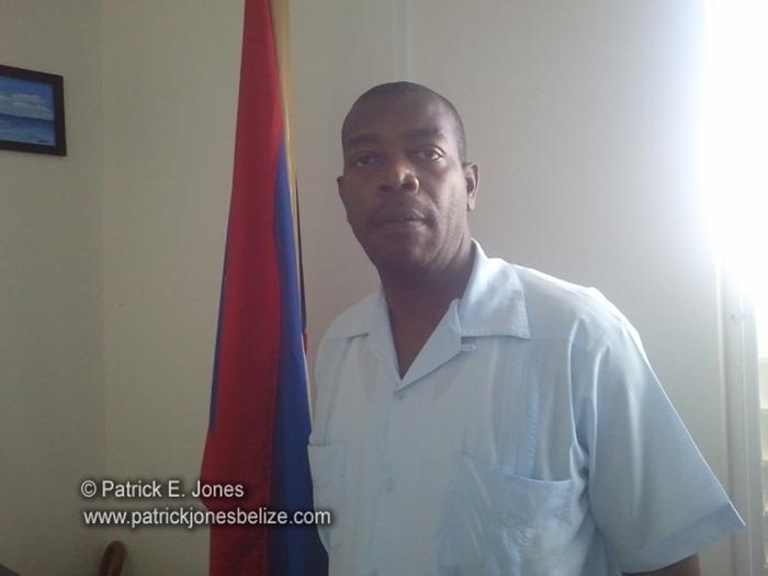 Anthony Fuentes (Mayor, Punta Gorda)