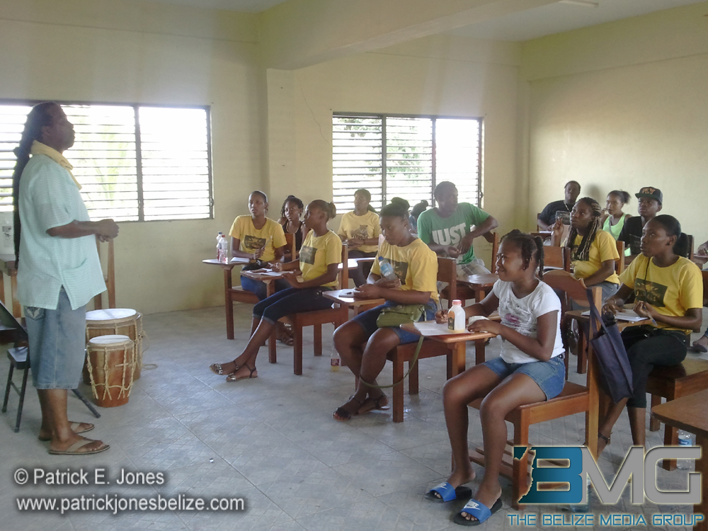 Garifuna cultural activity