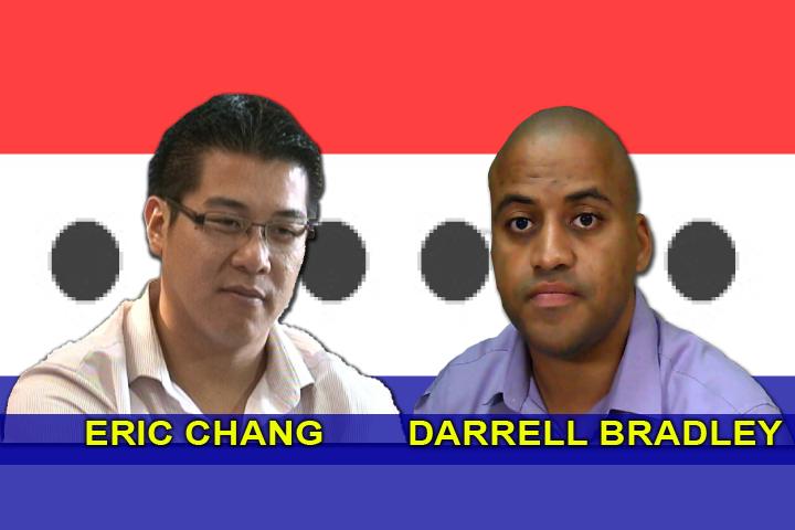 Eric Chang & Darrell Bradley