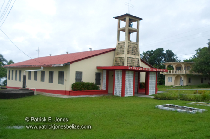 St. Peter Claver Church (Punta Gorda)
