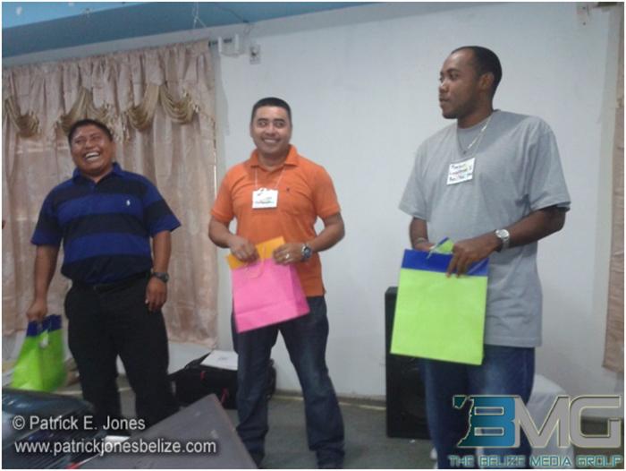Teachers, Belmopan Comprehensive High