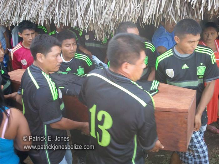 Francisco Coy funeral