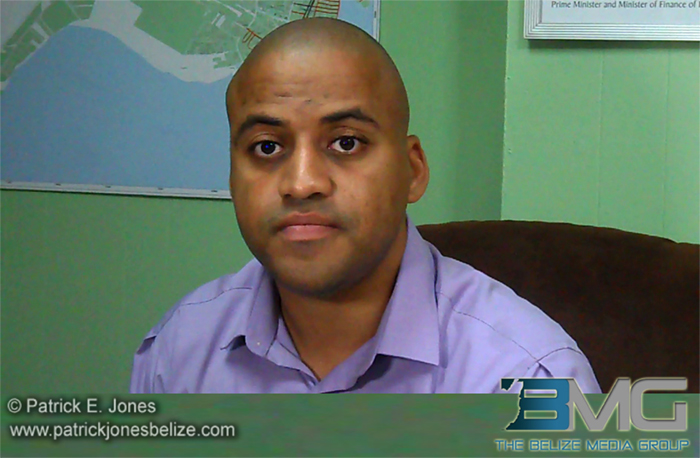 Darrel Bradley (Mayor of Belize City)