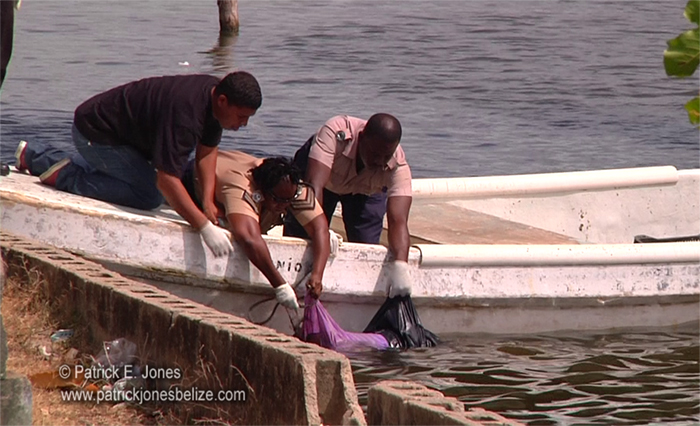 Body retrieved from the Haulover Creek