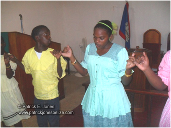 Garifuna Youth