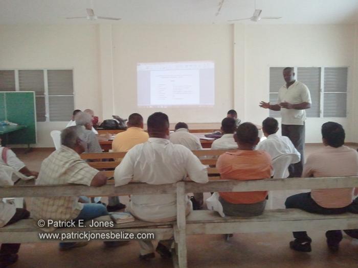 JP's Association Meeting
