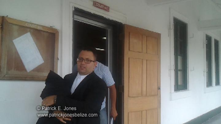 Kareem Musa (Defence Attorney)