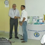 KHMH receives medical supplies from Rotary in Canada