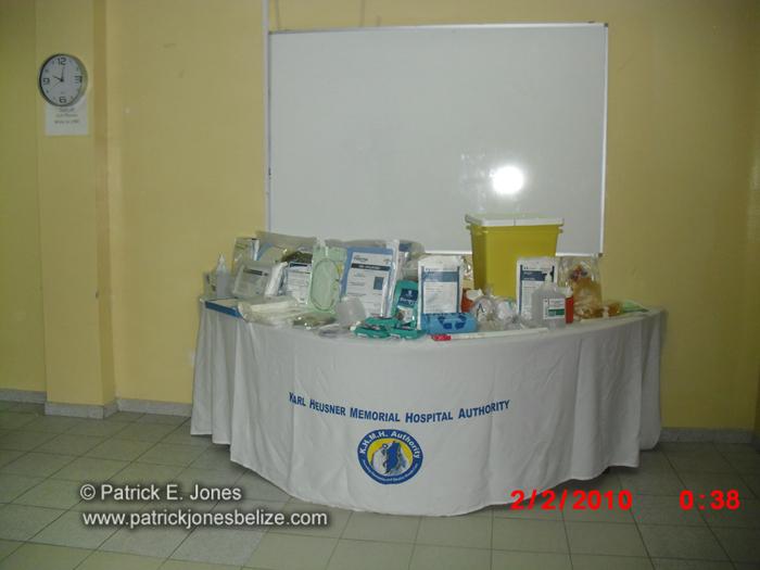 KHMH donation
