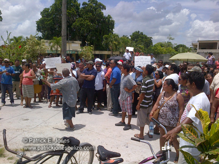 Orange Walk residents want justice