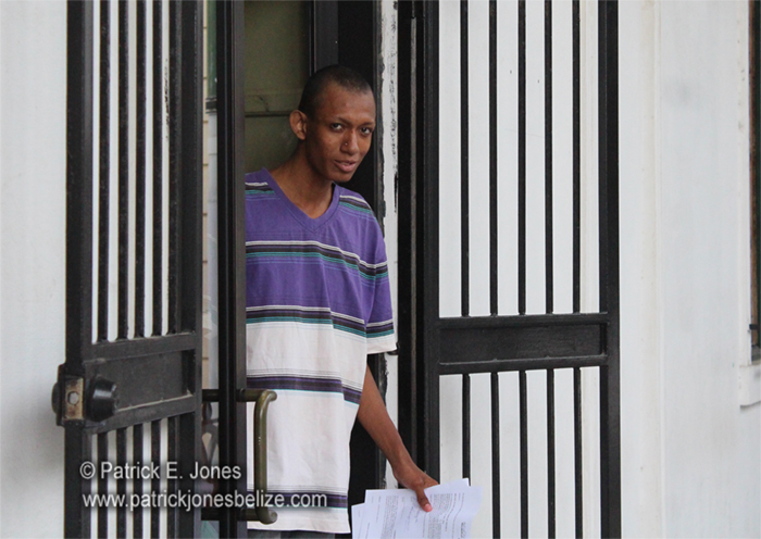 Porfilio Rodriguez (Free on bail)
