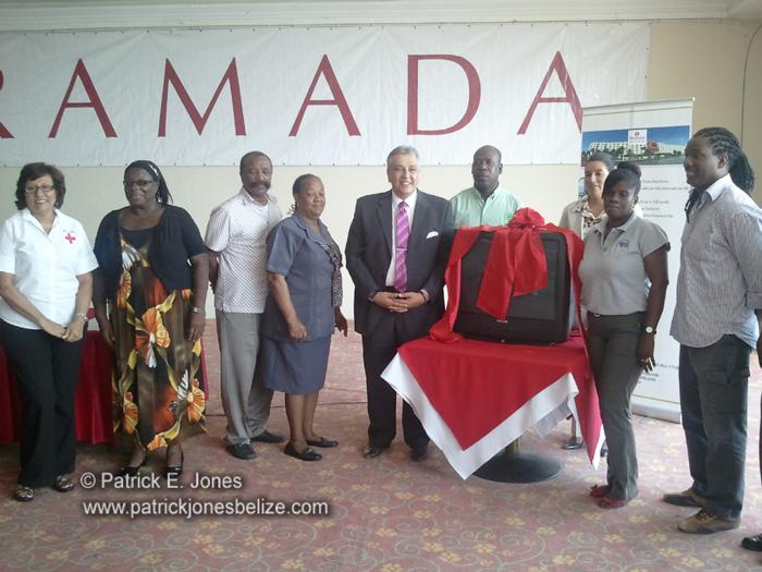 Ramada Hotel donates to charities