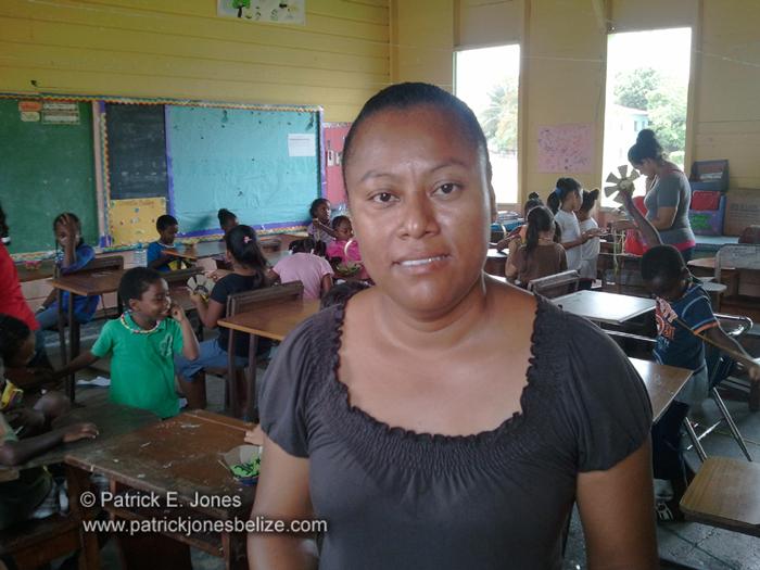 Faye Arnold (Summer Class organizer)