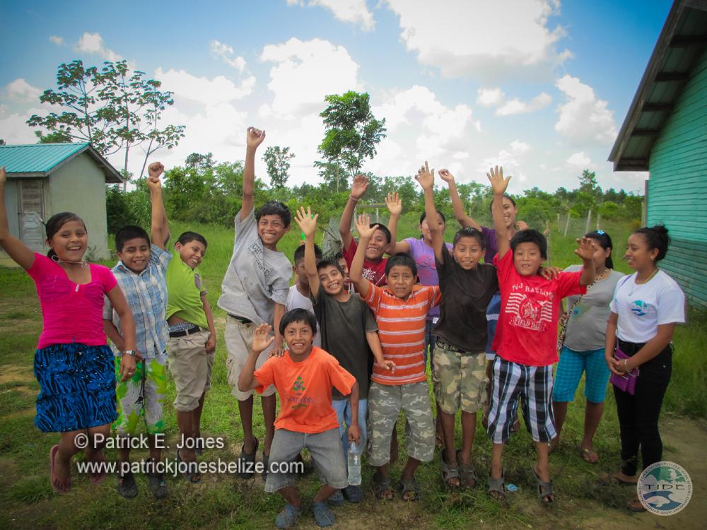 TIDE summer camp
