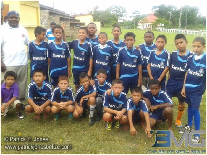 Under-12 team