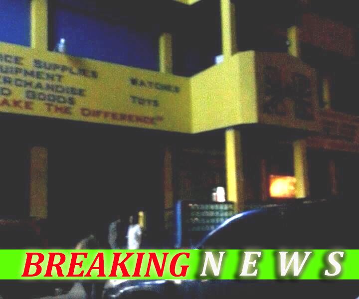 Belize City robbery