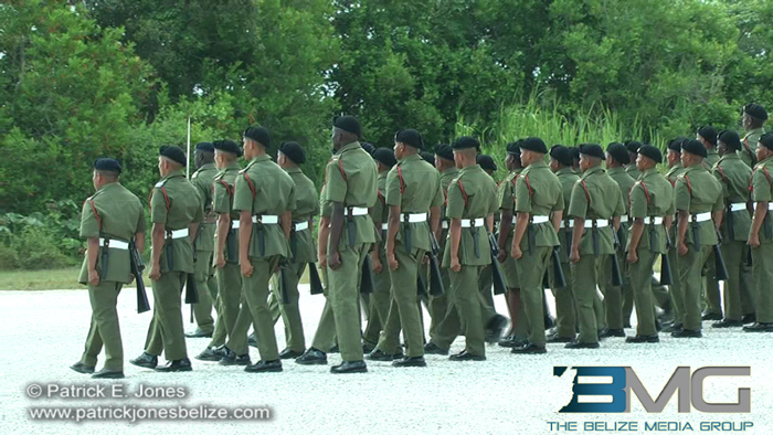 BDF soldiers