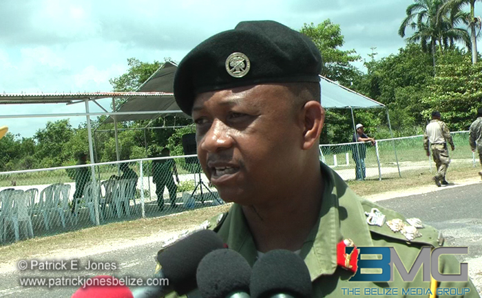Brigadier General David Jones