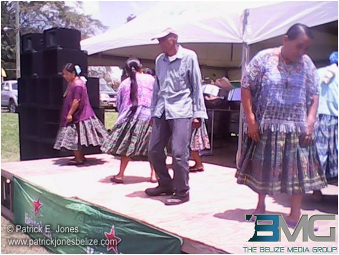 Maya Mopan Harp Dance Group