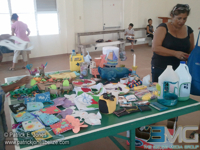 Recycling workshop