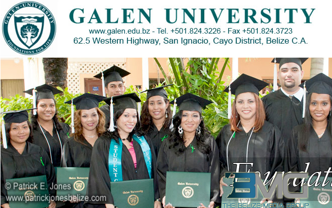Galen University scholarship