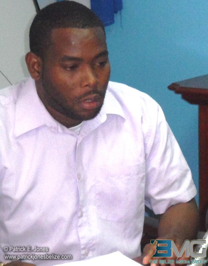 Gilroy Usher Junior