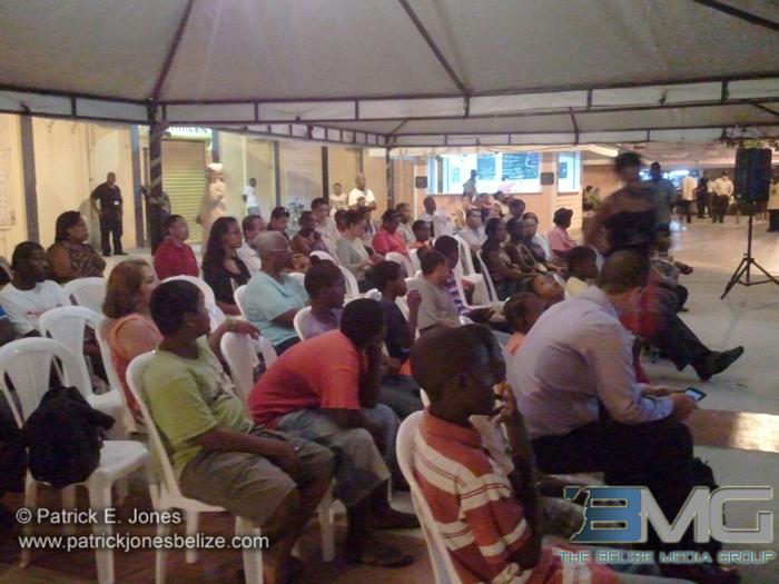 Belize City Council meeting