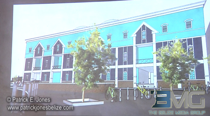 New Belize City Hall