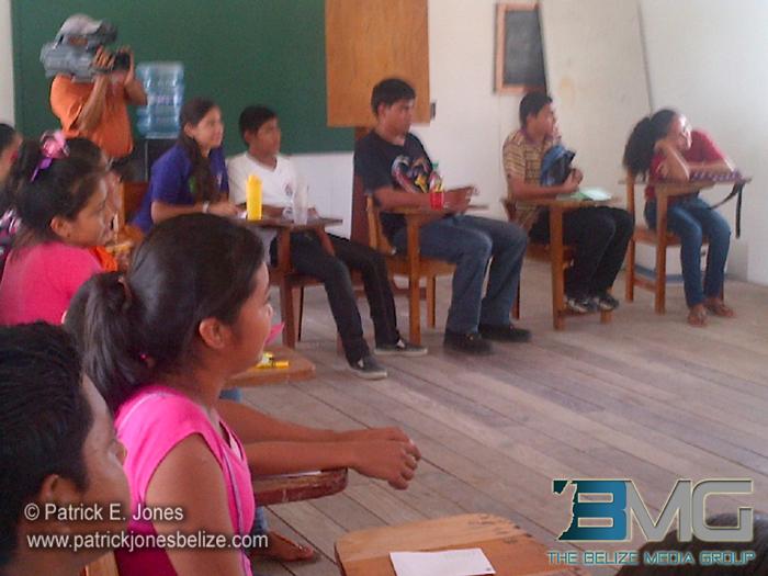 Peer Helpers training