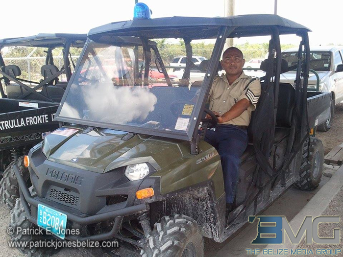 Corozal police