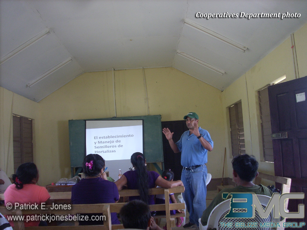 Seed production training
