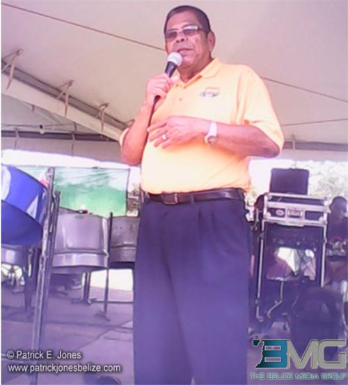 Mayor Simeon Lopez