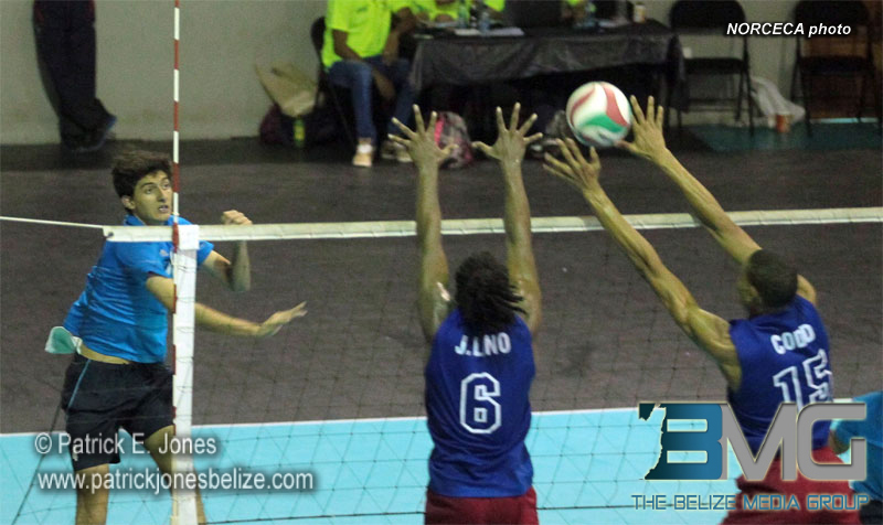 Belize U23 Volleyball team