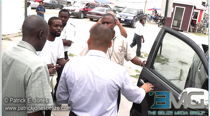 BML workers confront Mayor Bradley