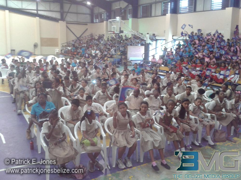 Belmopan Children's Rally