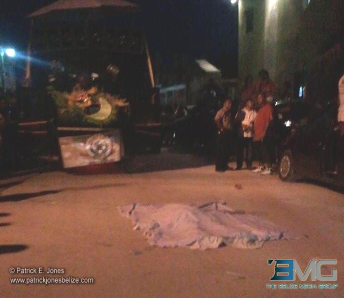 Fatal RTA in Orange Walk