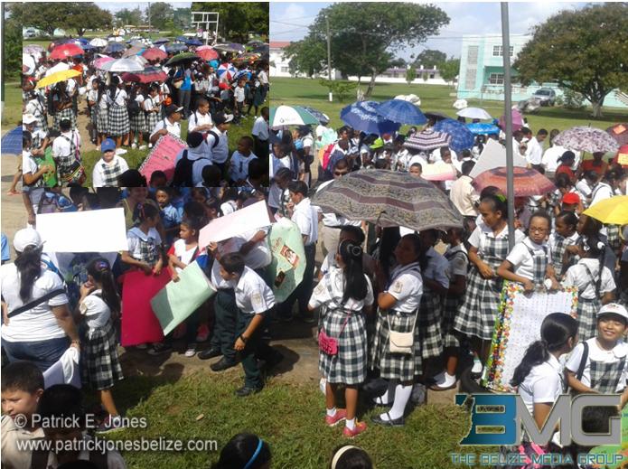 Children, Belmopan