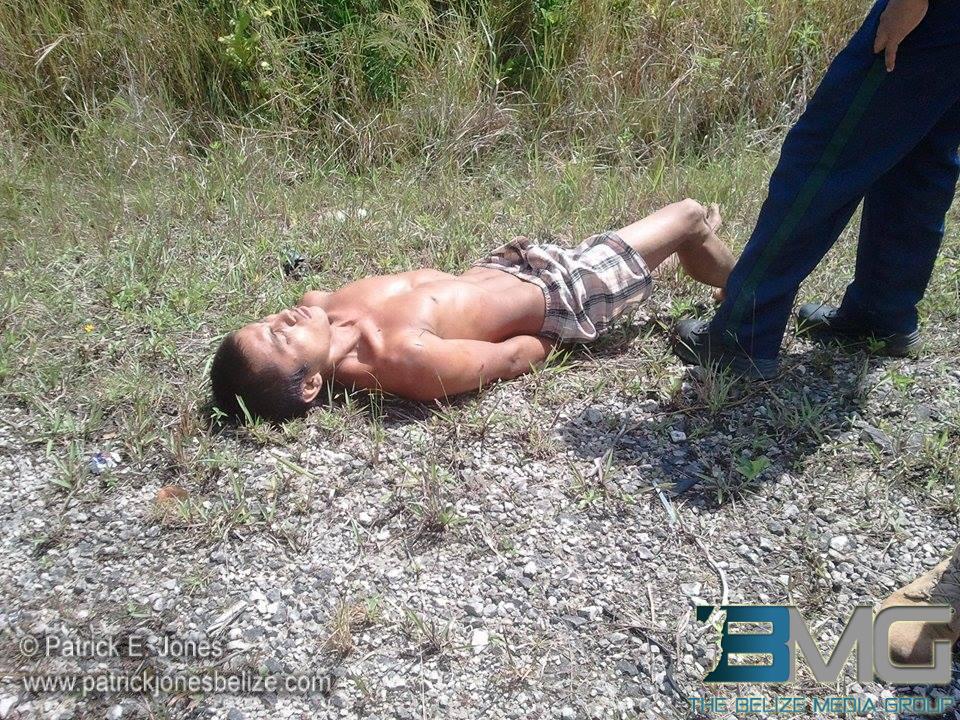 Miguel Choco captured