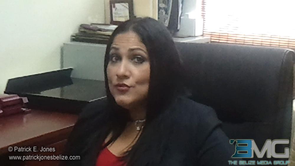 Dionne Chamberlain Miranda