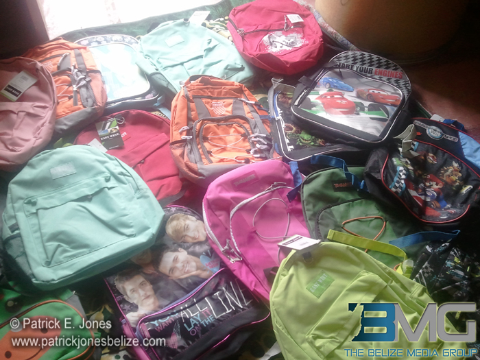 Backpacks for PG students