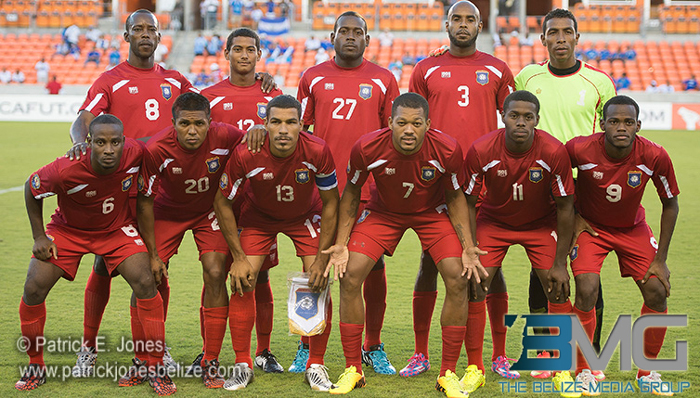 Belize National Football team