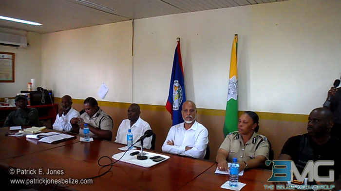 Police Press Conference