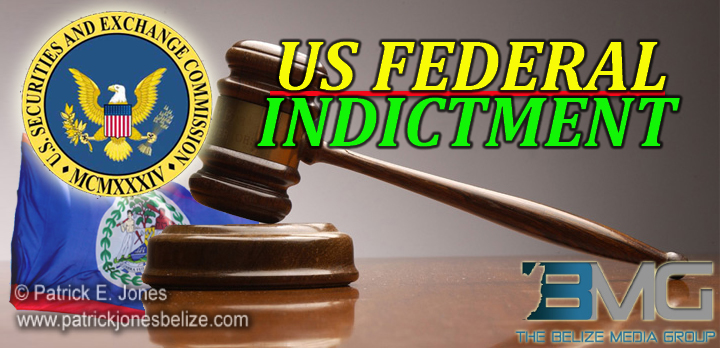 Belizean indicted