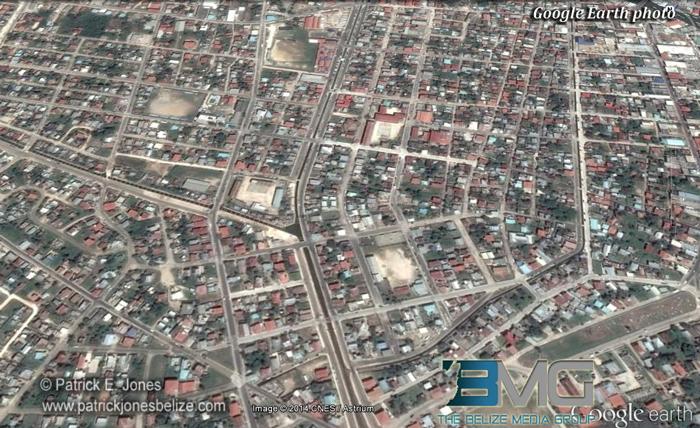Belize City murder