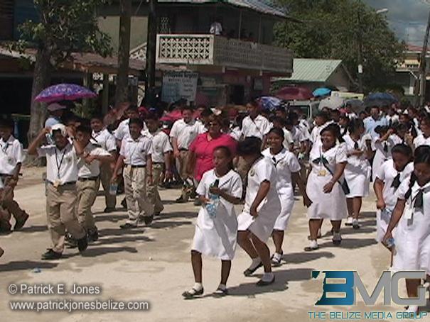 Children's Rally, Orange Walk